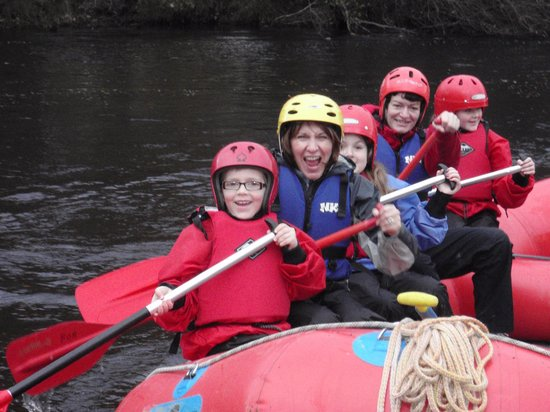 Full On Adventure: Family Rafting for 5yrs and up!