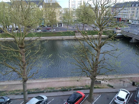 Adagio Caen Centre: View from room