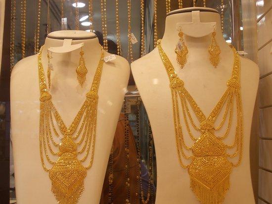 dubai gold souk - vetrina 10
