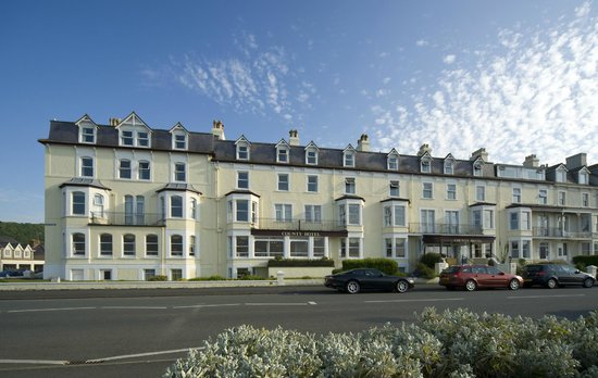 Shearings Bay County Hotel Llandudno