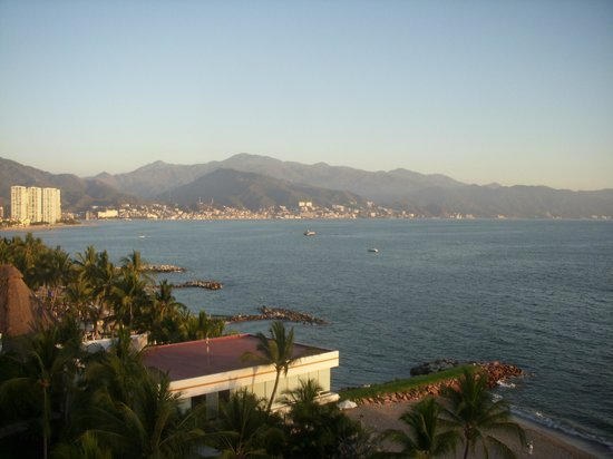 Mayan Palace Puerto Vallarta: A view from my Room