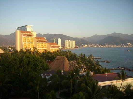 Mayan Palace Puerto Vallarta: Another View from my Room