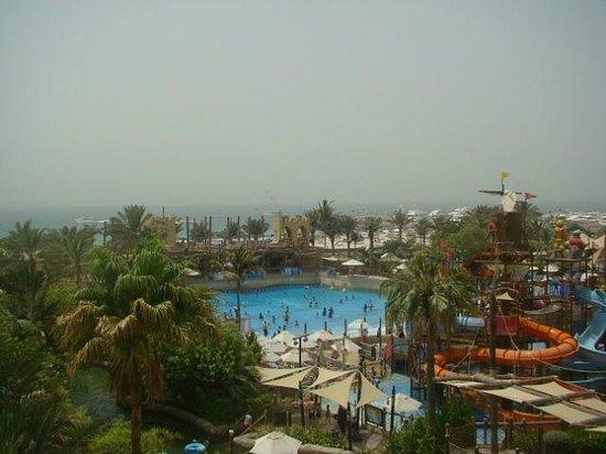 Wild Wadi Waterpark: Территория аквапарка