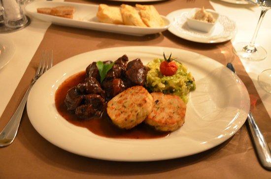 Seehotel Hubertus: Abendessen