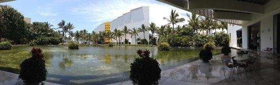 Mayan Palace Puerto Vallarta: View from Main Lobby