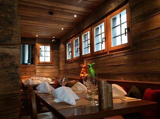 Unique Hotel Post : Frühstücksraum