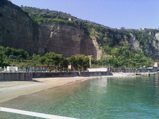 Hotel&Resort Le Axidie : Spiaggia le axidie