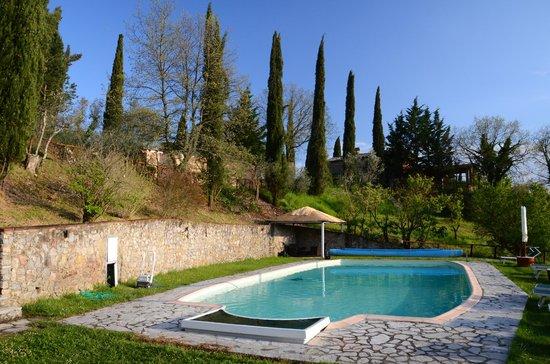 Borgo Casa al Vento: Pool