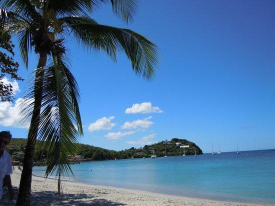 Résidence Villa Melissa : Plage de L'Anse Mitan