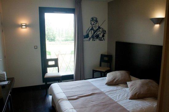 Terre De Loire : Chambre confort