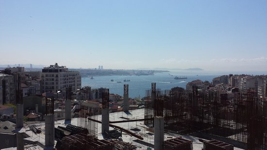 CVK Hotels Taksim : Room view