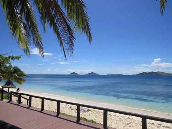 Mana Island Resort: North Beach Mana