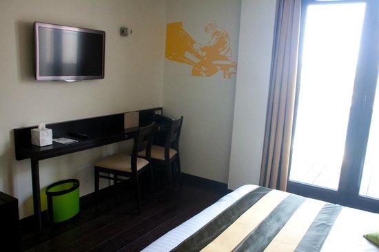 Terre De Loire : Chambre confort - Bureau