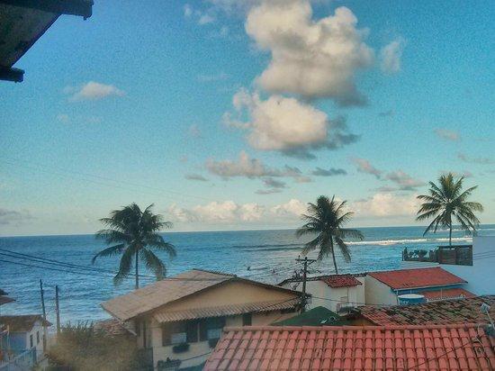 Pousada Primeira Praia: view from the apartment