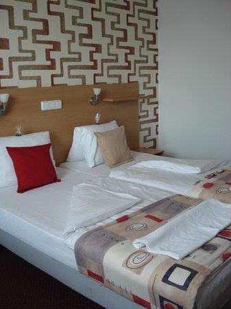 Premium Business Hotel Bratislava: Beds