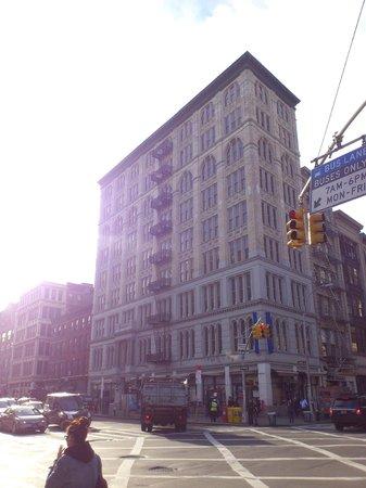 SoHo Garden Hotel: Tribeca Blu Hotel
