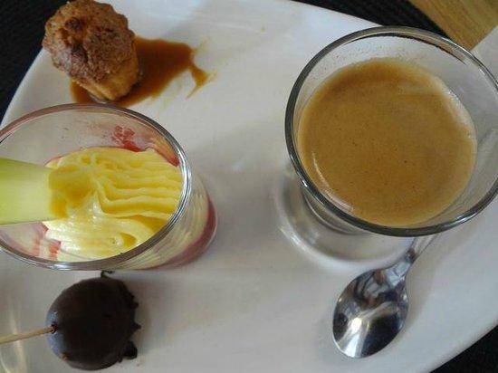 La Flotille : Café gourmand