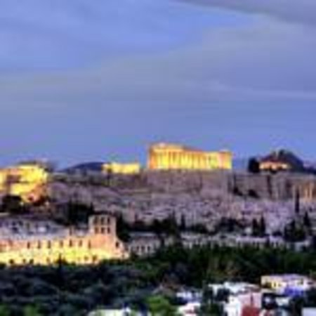 BEST WESTERN Amazon Hotel: Acropolis view
