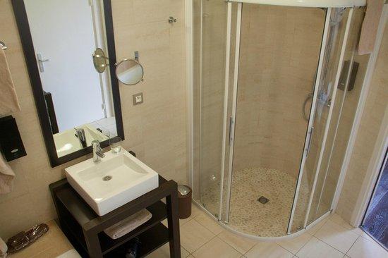 Terre De Loire : Salle de bain suite
