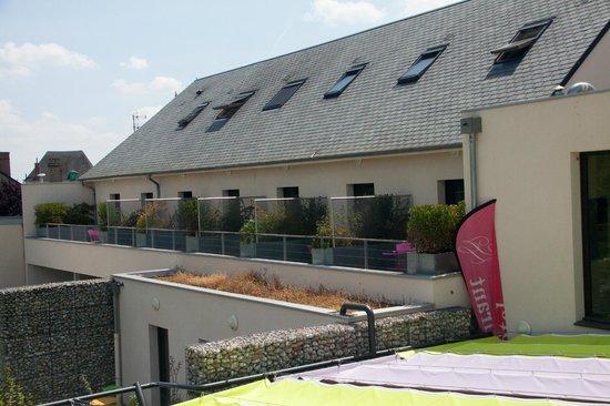 Terre De Loire : Vue extérieur