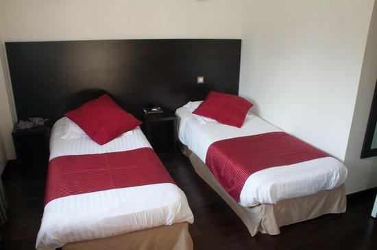 Terre De Loire : une chambre en twin