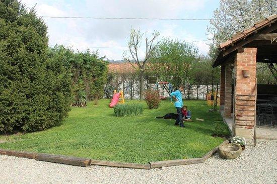 Agriturismo Il Gioco Dell'Oca : Gardens
