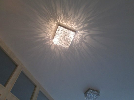 Rivoli Hotel : lampadario
