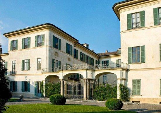Villa e Collezione Panza: Villa Pnza