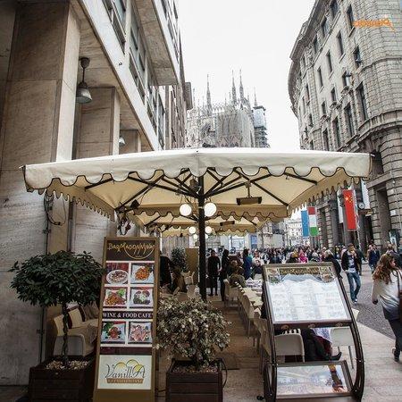 Bar madonnina milano omd men om restauranger tripadvisor for Bar madonnina milano