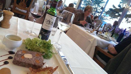 Hotel Restaurant Le Bellevue : la douce France