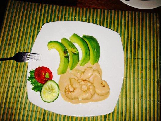 Captain Hook's: Avocado Lobster