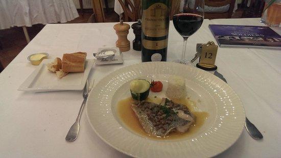 Hotel Restaurant Le Bellevue : Bon appétit