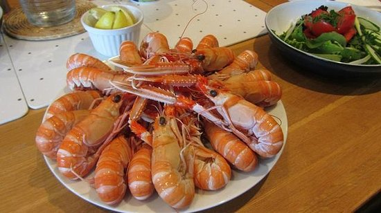 Craigrowan: booked dinner