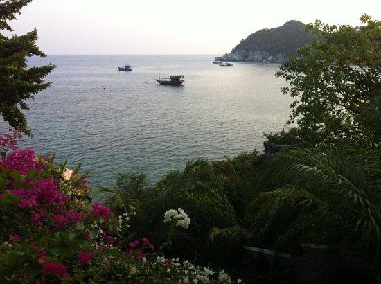 Jamahkiri Resort & Spa: Shark Bay view