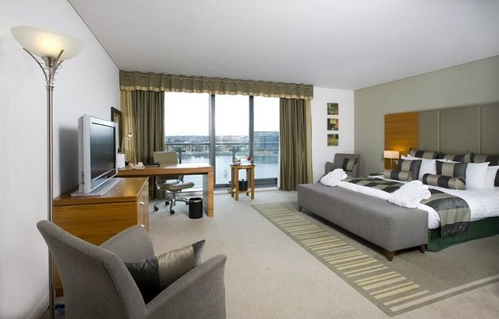 Crowne Plaza London - Docklands: Junio Suite