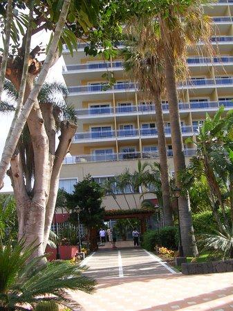Bahia Principe San Felipe: San Felipe from the garden