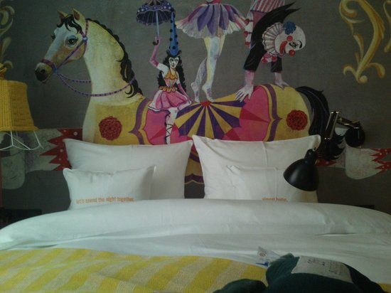 25hours Hotel beim MuseumsQuartier: Camera standard