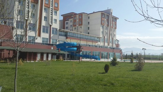 Sandikli Thermal Park Hotel: Gorunum
