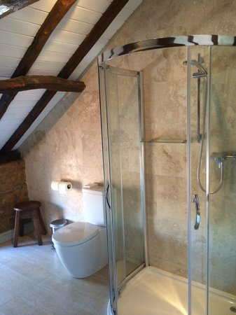 The Durham Ox: bathroom
