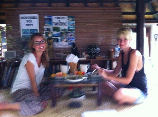 """Sandat Bali : leckeres und typisch indonesisches Abendessen von """"Mama"""""""