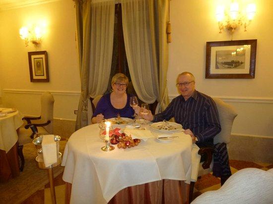 L'Alcova Restaurant at Ca' Sagredo Hotel: Ca'Sagredo Hotel restaurant