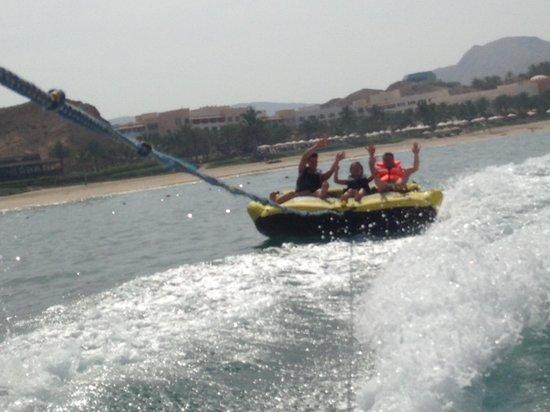 Shangri La Barr Al Jissah Resort & Spa-Al Husn: Fun on the water
