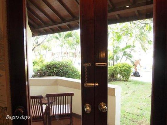 Discovery Kartika Plaza Hotel: オーシャンフェイシングルームからの景色