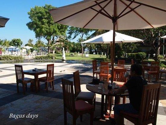 Discovery Kartika Plaza Hotel: 朝食は種類豊富で大満足