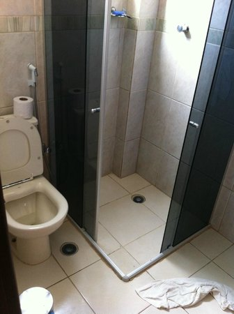 Pousada Vila do Porto: Banheiro