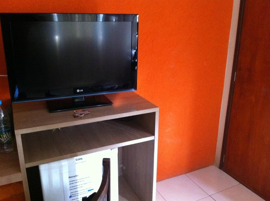Pousada Vila do Porto: Tv