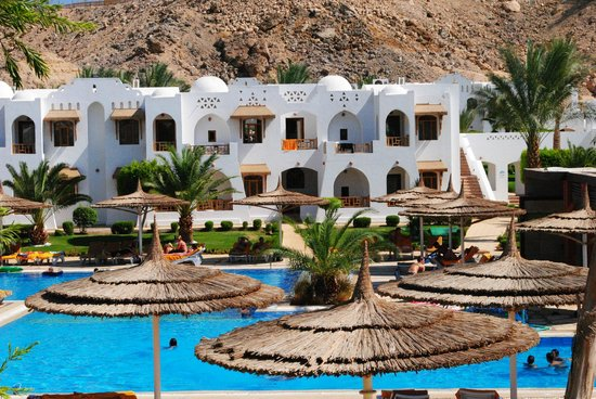 Sonesta Beach Resort & Casino : vista camera