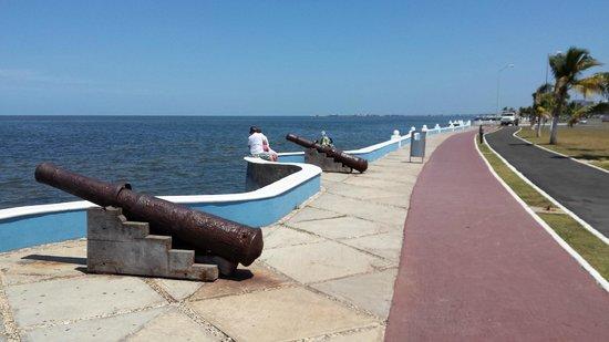 Gamma Campeche Malecón: Набережная