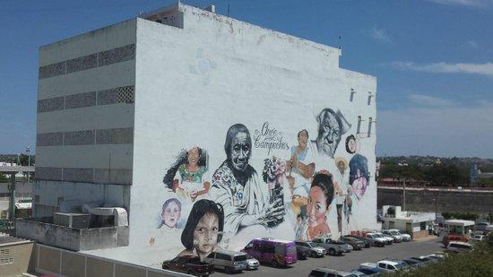Gamma Campeche Malecón: Окрестности