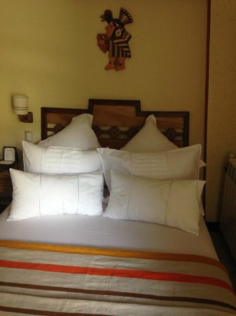 SUMAQ Machu Picchu Hotel: Quarto